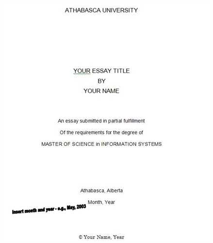 Research Papers Titles