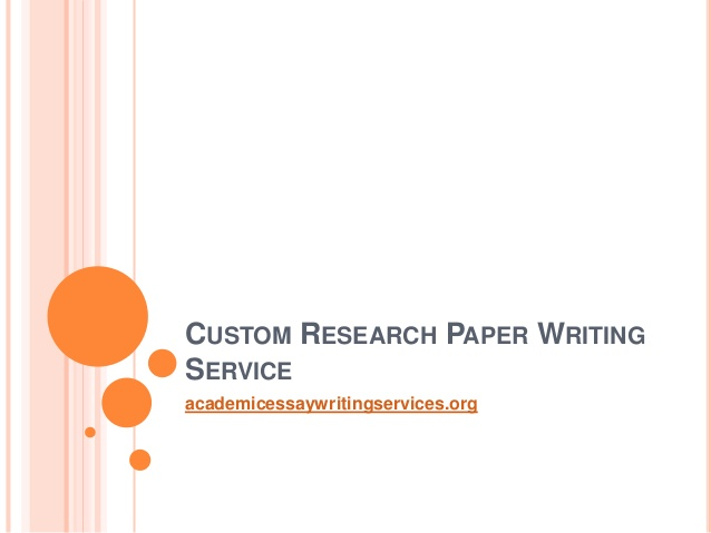 fundamentals paper research writing