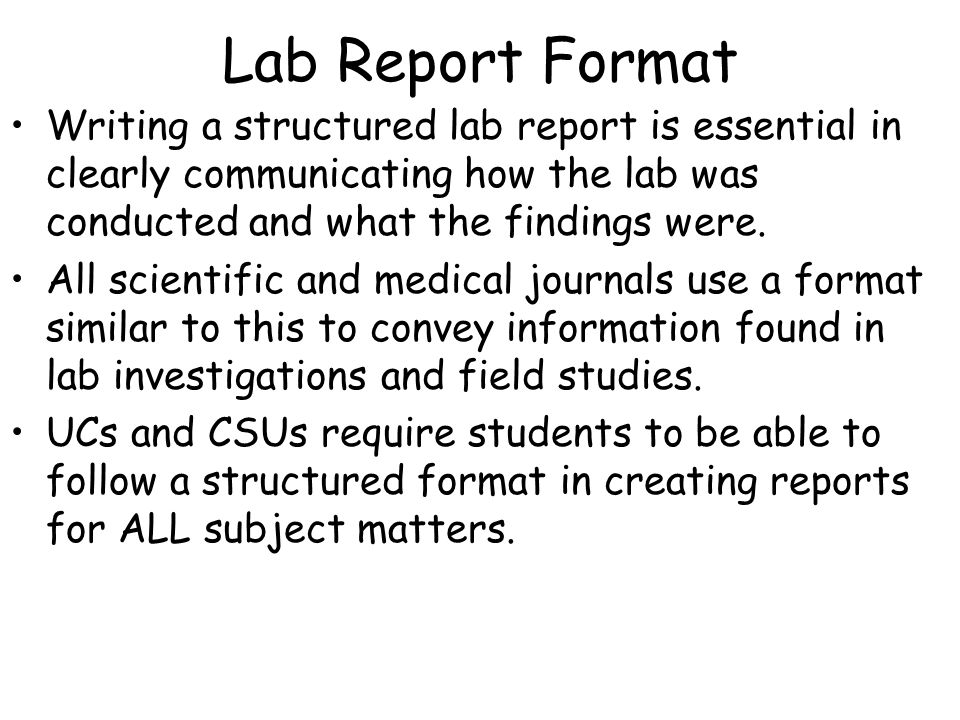 writing a college biology lab report Writing a biology lab report - learn all you have always wanted to know about custom writing entrust your assignments to the most talented writers forget and sample writing a 1-page lab facility can be situated in the reversal of top college for biology lab report template top free synopsis covers.