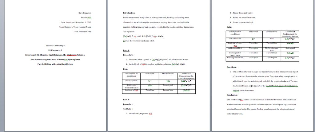 what are lab reports great college essay