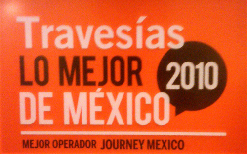 Travesias Award Journey Mexico