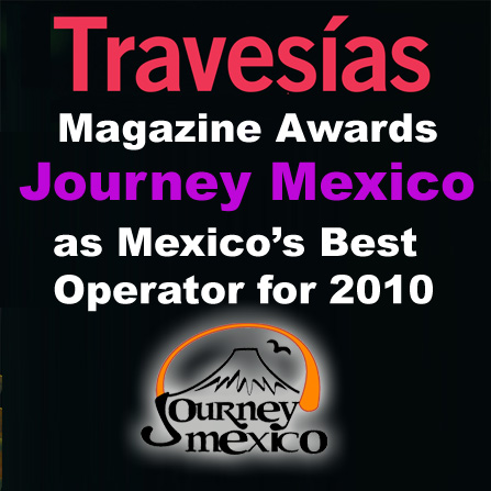 travesias journey mexico award