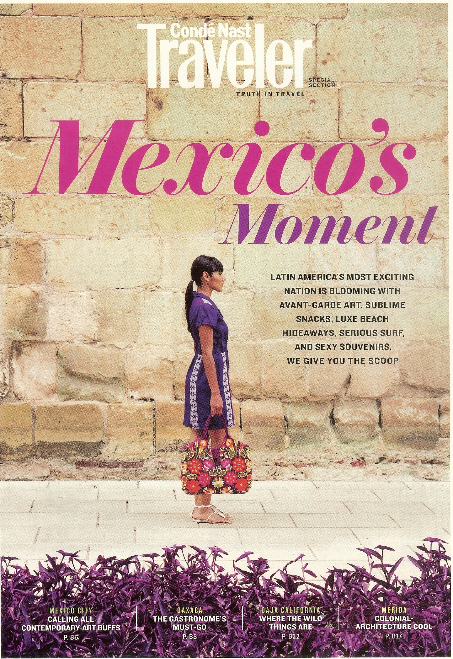 Mexico's Moments