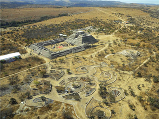 new archeological site in mexico