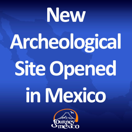 New archeological site opened in mexico