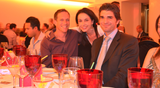 Zachary Rabinor, Marta Ortiz, and Michael Chiche