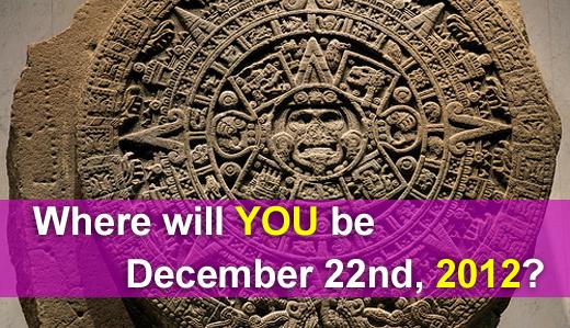 Aztec Calendar 2012