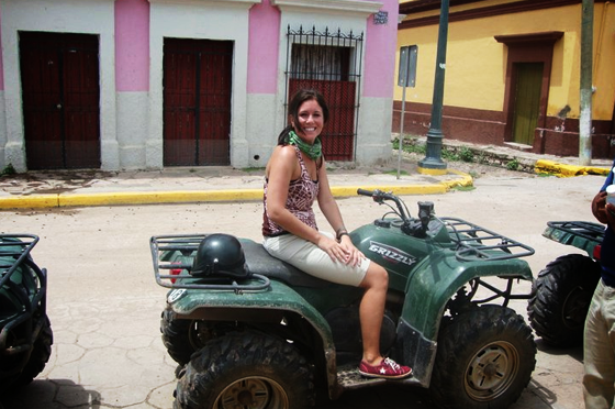 four-wheeling in Mazatlan