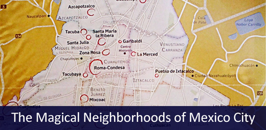 The Magical Neighborhoods of Mexico City Journey Mexico
