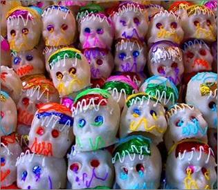Mexico Culture Travel Dia De Los Muertos En San Miguel De