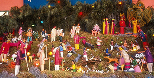 Holidays in Mexico and the History of the Traditional Nativity ...