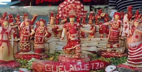 Noche-Radishes-Oaxaca phto by  crcrcruz