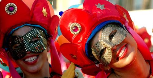Carnival Celebrations In Mexico