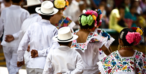 Carnival in Merida Yucatan