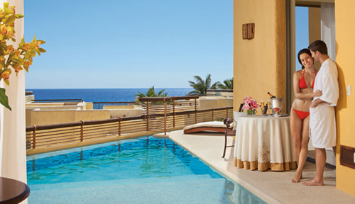 Most romantic hotels in mexico beach resort edition for Intimate hotel