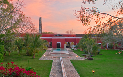 Haciendas & Boutique Hotels