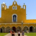 The Yellow City Izamal Izmal