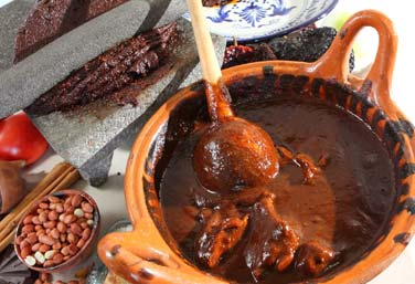 Culinary Tour Puebla