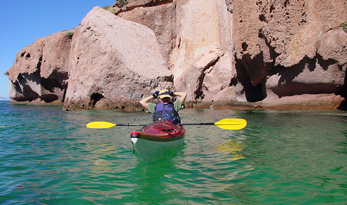 Adventure Baja Kayaking