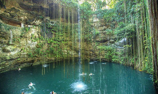 Adventures In The Yucatan Peninsula Journey Mexico