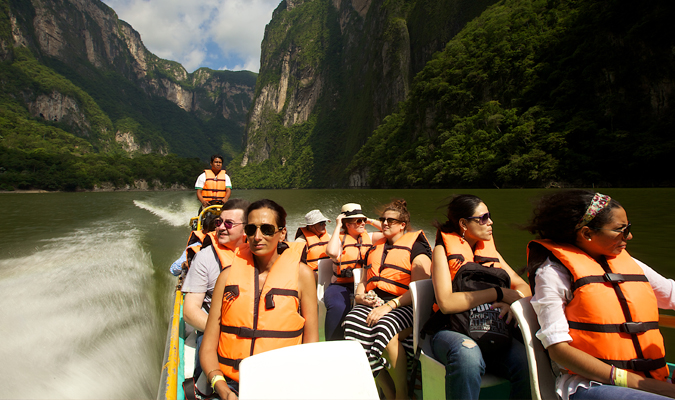 Sumidero Canyon Excursion