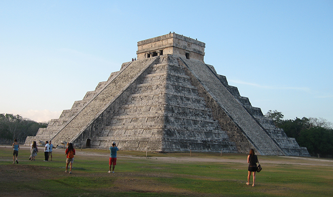 Chichen Culture Treasures Yucatan