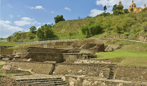 Cholula Archaeological Site