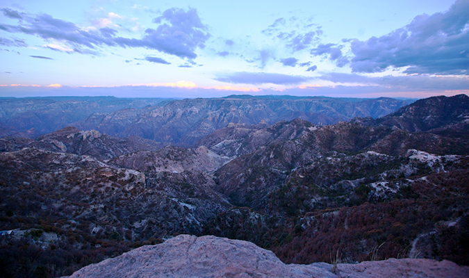 Copper Canyon Adventure