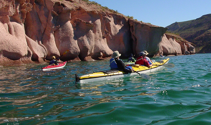 Baja Activities Kayaking