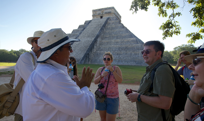 Private chichen itza guide