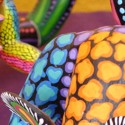 The colors and art of Oaxaca