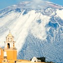 Volcano of Mexico