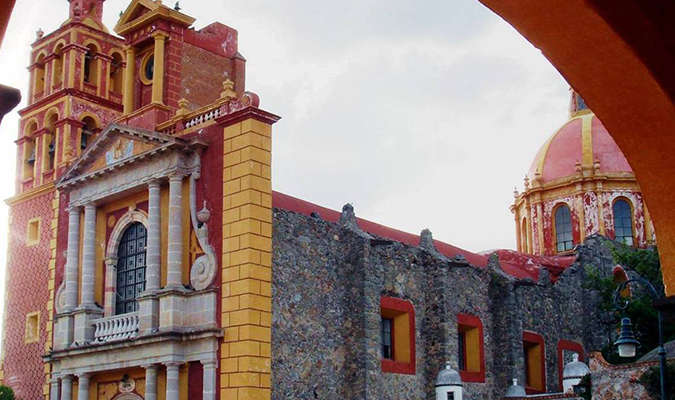 Unesco World Heritage Cities Queretaro