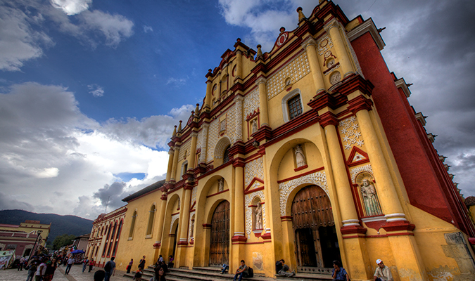 Chiapas San Cristobal Casas