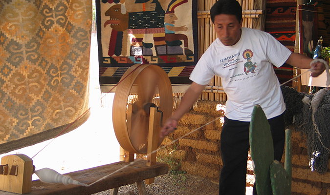 Oaxaca Teotitlan del Valle Weavers
