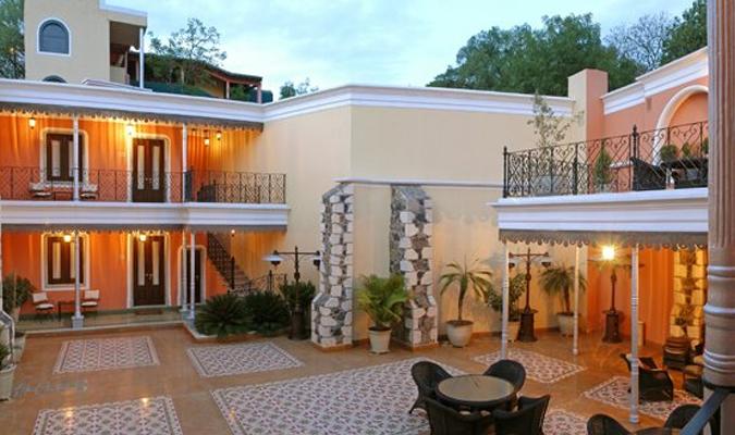 Villa Maria Cristina Guanajuato Journey Mexico