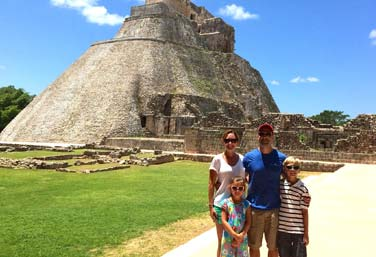 Yucatan Family Adventure