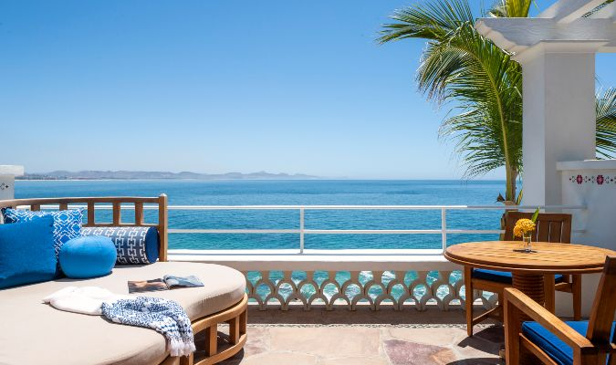 One&Only Palmilla Accommodation Terrace