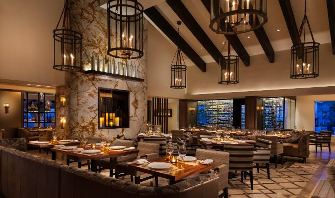 One&Only Palmilla SEARED Restaurant