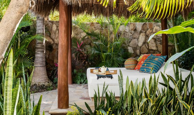 One&Only Palmilla Spa Villa Bed