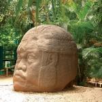 Culture Olmec Head