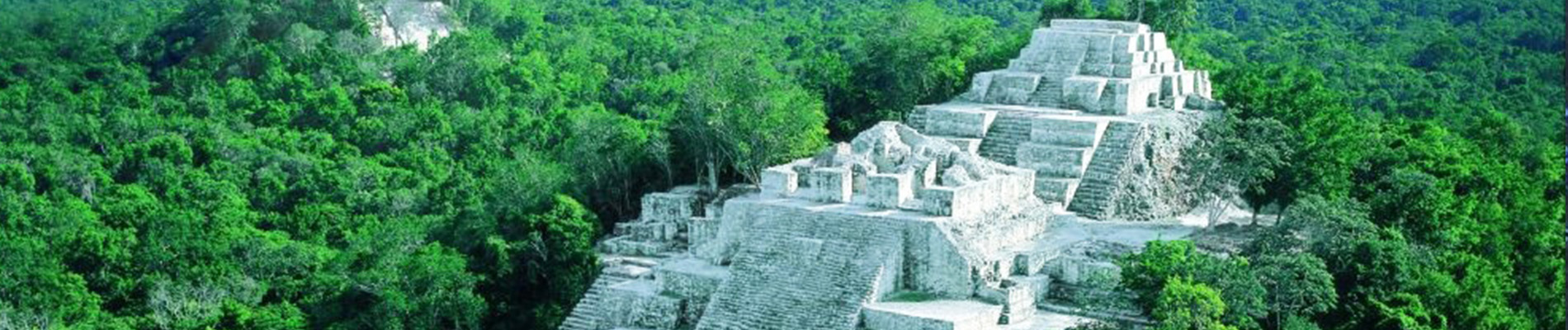 Chactun The Lost Maya City In Mexican Jungle Journey Mexico