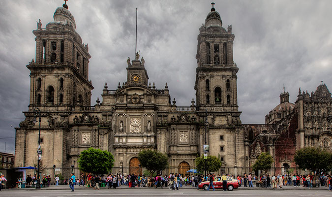 Art And Architecture In Mexico City