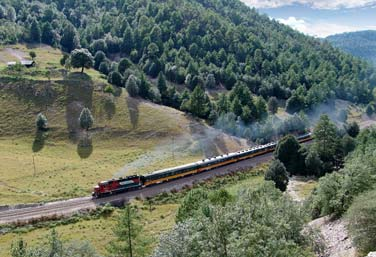 Copper Canyon Railroad Adventure