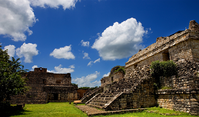Ek Balam in the Yucatan Peninsula