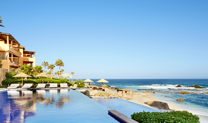 Luxury hotel in Cabo San Lucas
