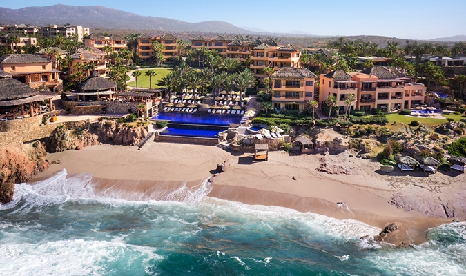 Esperanza is a secluded, world-class resort in Los Cabos that pampers you with luxurious accommodations, distinctive cuisine and the finest amenities that epitomize the relaxed spirit of the Baja lifestyle. | http://www.journeymexico.com/hotel/esperanza-resort