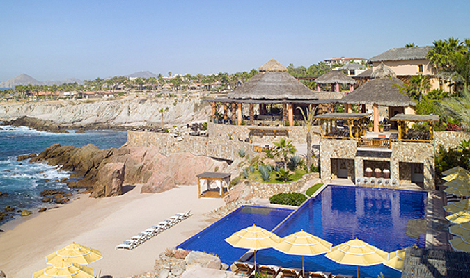 Luxury resort in Cabo