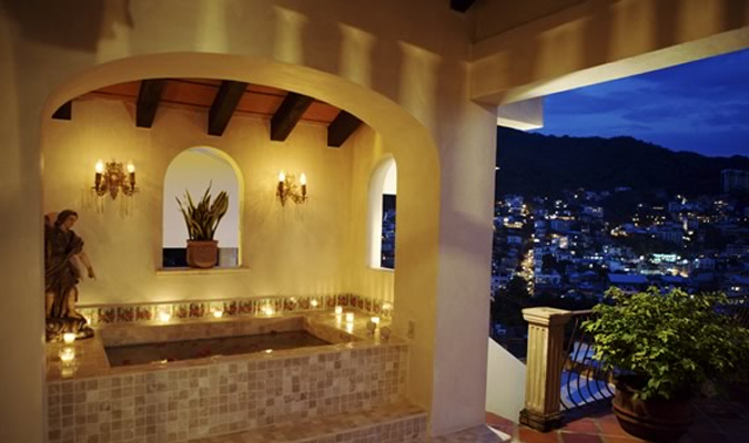 Boutique hotel in Puerto Vallarta