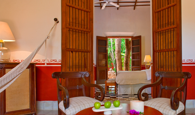 Hacienda Temozon Luxury Hotel in Yucatan